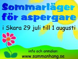 Läger för vuxna aspergare i Sverige